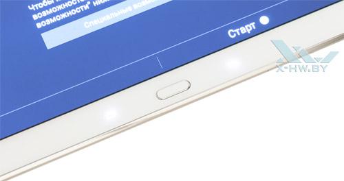 Подсветка кнопок Samsung Galaxy Tab S 10.5