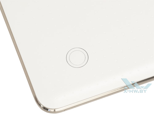 Отверстие для крепления обложки Samsung Galaxy Tab S 10.5