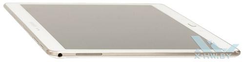 Левый торец Samsung Galaxy Tab S 10.5