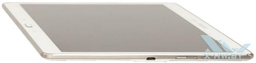 Правый торец Samsung Galaxy Tab S 10.5