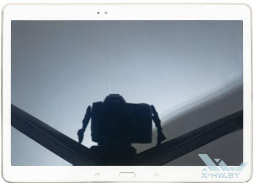 Samsung Galaxy Tab S 10.5. Вид сверху