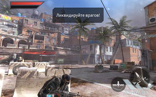 Игра Frontline Commando 2 на Samsung Galaxy Tab S 10.5