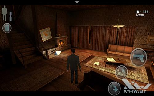 Игра Max Payne на Samsung Galaxy Tab S 10.5