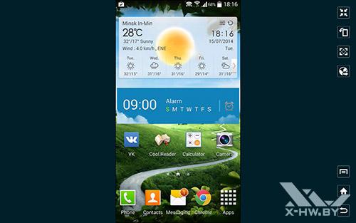 SideSync на Samsung Galaxy Tab S 10.5. Рис. 4