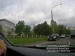Пример съемки AdvoCam-FD8 Profi-GPS RED. Рис. 2