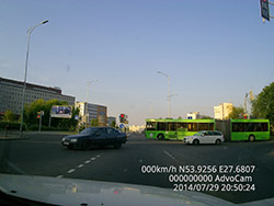 Пример съемки AdvoCam-FD8 Profi-GPS RED. Рис. 3