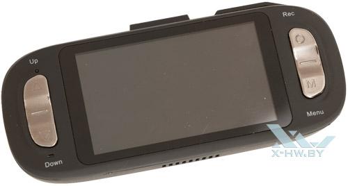 AdvoCam-FD8 Profi-GPS RED. Вид сзади