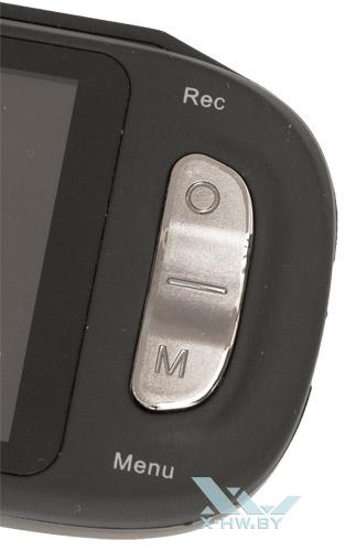 Кнопки управления AdvoCam-FD8 Profi-GPS RED справа