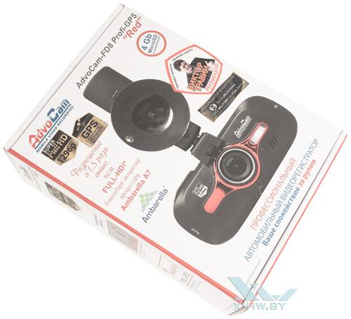 Коробка AdvoCam-FD8 Profi-GPS RED