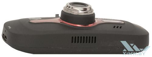 Нижний торец AdvoCam-FD8 Profi-GPS RED