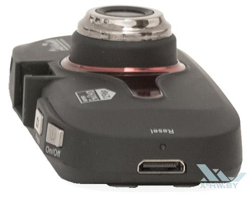 Правый торец AdvoCam-FD8 Profi-GPS RED