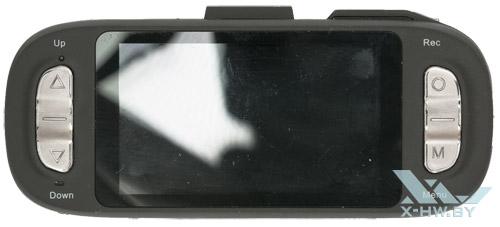 Задняя панель AdvoCam-FD8 Profi-GPS RED