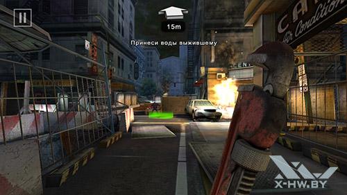 Игра Dead Trigger 2 на Lenovo S860