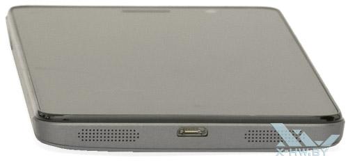 Нижний торец Lenovo S860