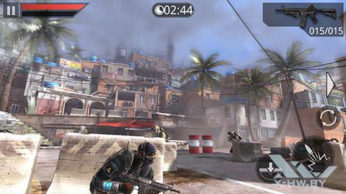 Игра Frontline Commando 2 на Lenovo S860