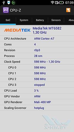 Процессор Lenovo S860