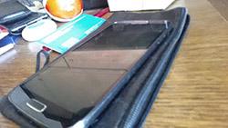 Пример съемки фронтальной камерой Samsung Galaxy S5 Mini. Рис. 3