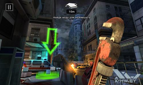 Игра Dead Trigger 2 на Senseit R390