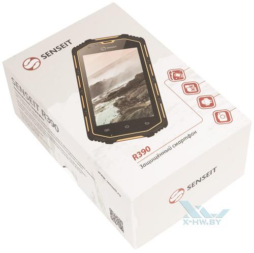 Коробка Senseit R390