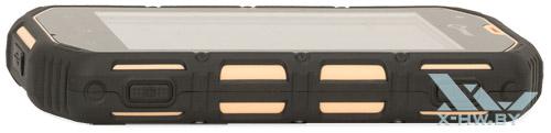 Правый торец Senseit R390