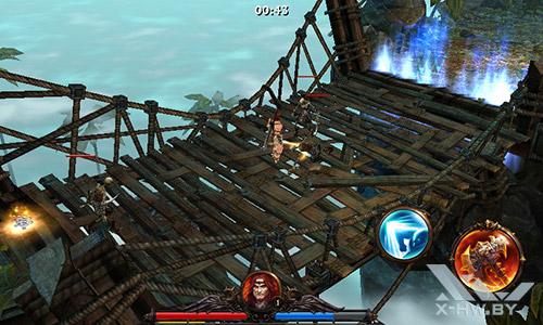 Игра Eternity Warriors 3 на Senseit R390