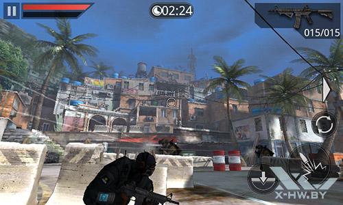 Игра Frontline Commando 2 на Senseit R390
