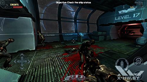 Игра Dead Effect на ASUS Zenfone 5