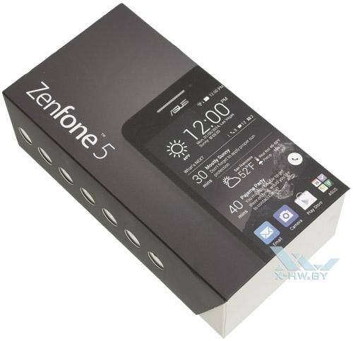 Коробка ASUS Zenfone 5