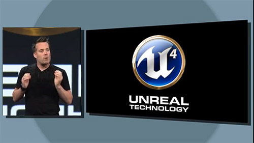 В Android 5.0 работает Unreal Engine 4
