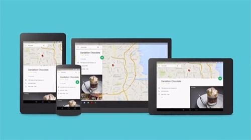 Android 5.0 предлагает интерфейс для всех устройств сразу