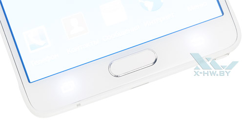 Подсветка кнопок Samsung Galaxy Note 4