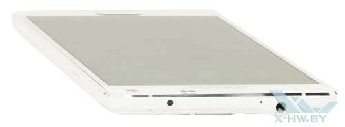 Верхний торец Samsung Galaxy Note 4