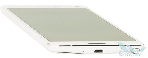 Нижний торец Samsung Galaxy Note 4