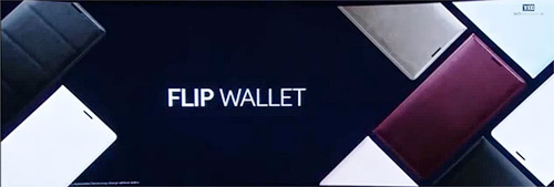 Чехол Flip Wallet для Samsung Galaxy Note 4
