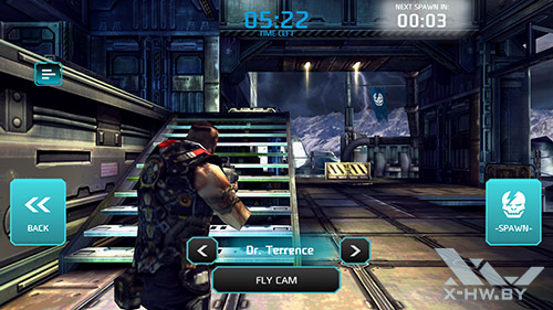 Игра Shadowgun: Dead Zone на Samsung Galaxy Note 4