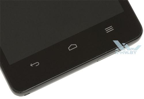 Кнопки Huawei Honor 3