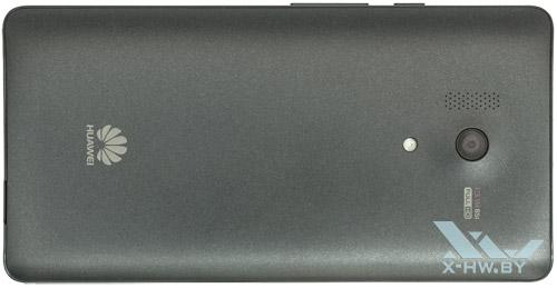 Huawei Honor 3. Вид сзади