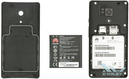 Аккумулятор Huawei Honor 3
