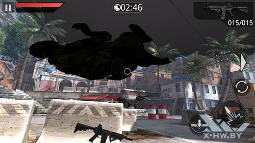 Игра Frontline Commando 2 на Huawei Honor 3