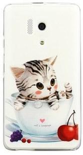 Гелевый чехол для Huawei Honor 3