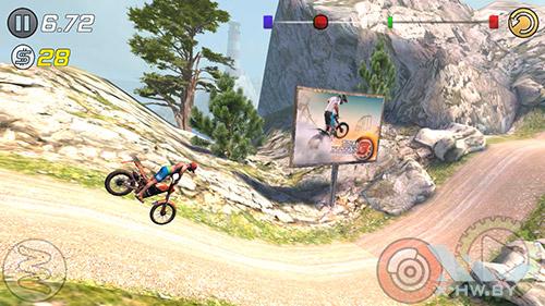 Игра Trial Xtreme 3 на Huawei Honor 3