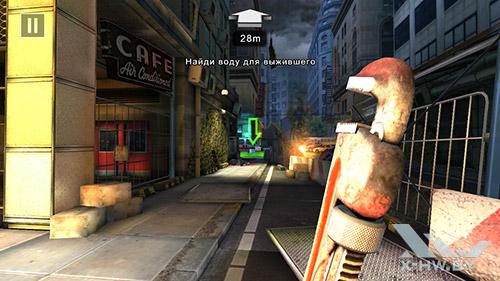 Игра Dead Trigger 2 на Highscreen Omega Prime S