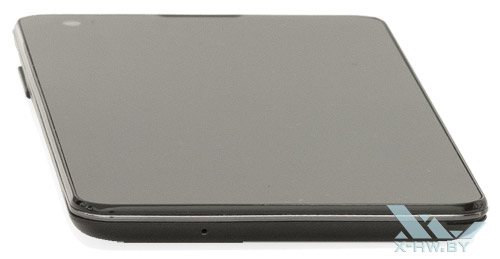 Нижний торец Highscreen Omega Prime S