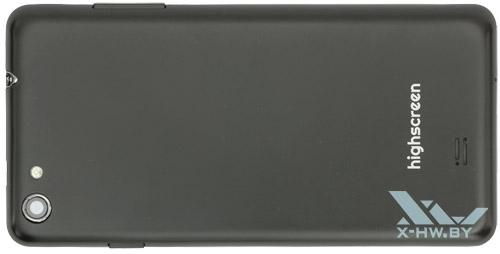 Задняя крышка Highscreen Omega Prime S