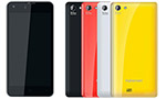 Тонкий и легкий смартфон с IPS-экраном и четырьмя ядрами - Highscreen Omega Prime S