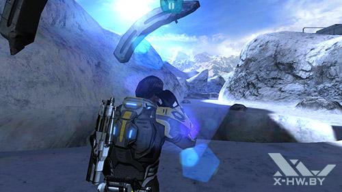 Игра Mass Effect: Infiltrator на Highscreen Omega Prime S
