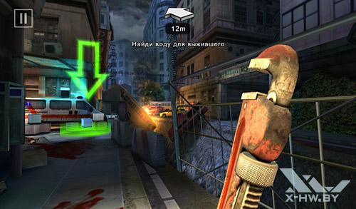 Игра Dead Trigger 2 на TurboPad 912