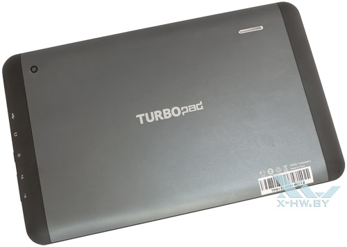 TurboPad 912. Вид сзади