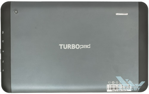 Задняя крышка TurboPad 912