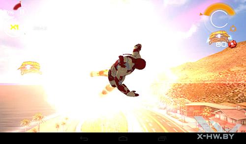 Игра Железный человек 3 на TurboPad 912
